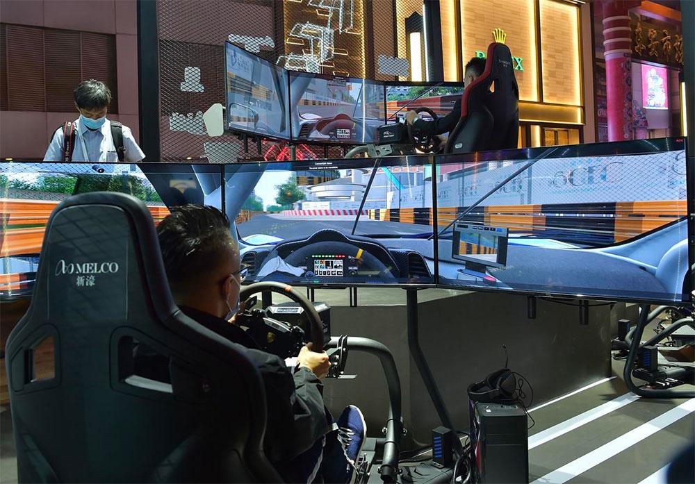 粤港澳大湾区赛车模拟器大奖赛全国线上海选火热开启