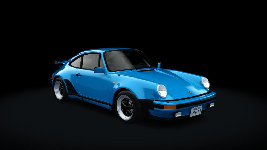 PORSCHE 911 (930) TURBO 1979