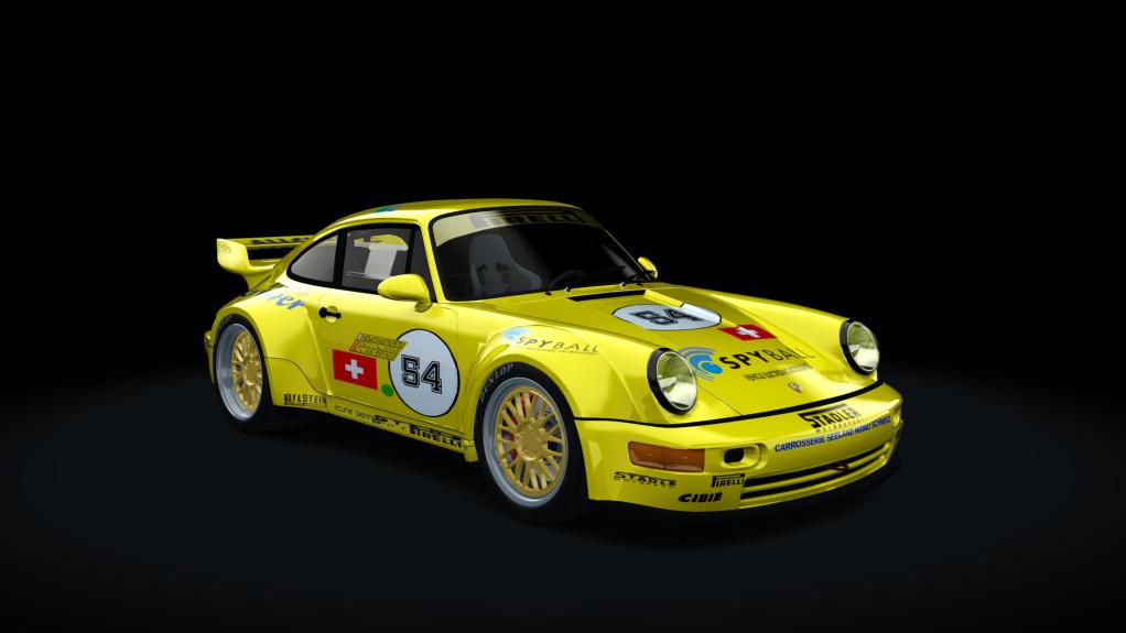 PORSCHE 911 (964) CARRERA RSR 3.8