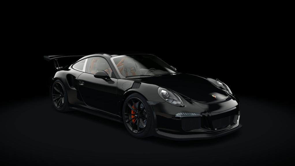 PORSCHE 911 (991) GT3 RS 2015 RENNKUNDEN VERSION (2in1)
