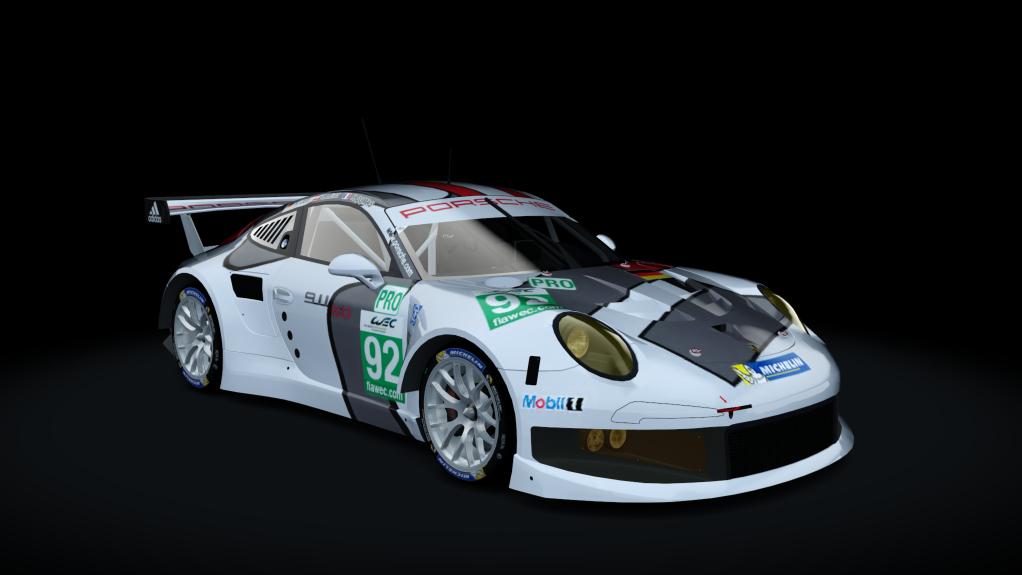 PORSCHE 911 (991) GTE RSR 2013