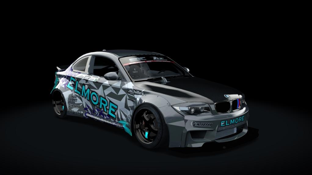 BMW 1M DRIFT