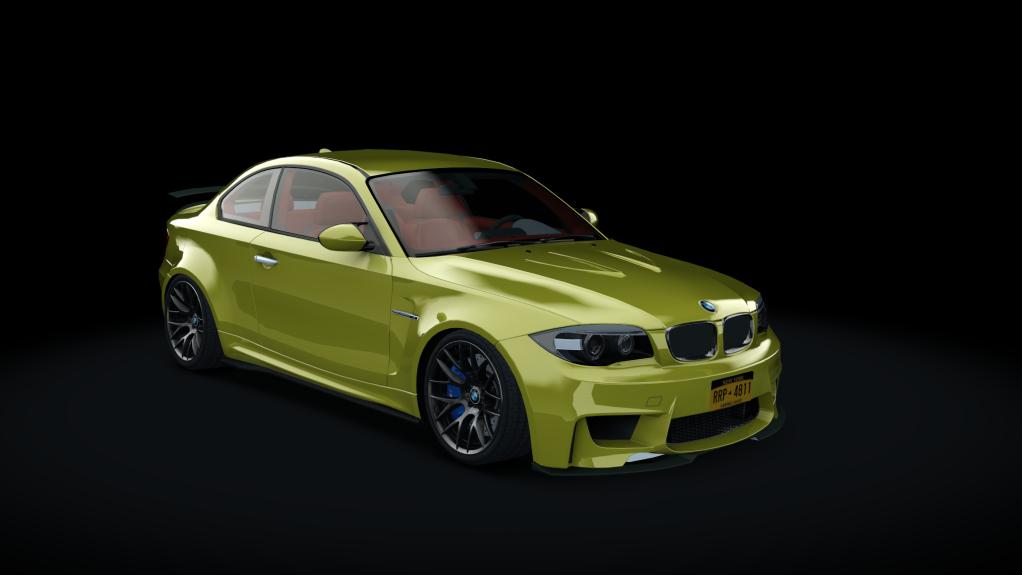 BMW 1M KUNDEN REISEN