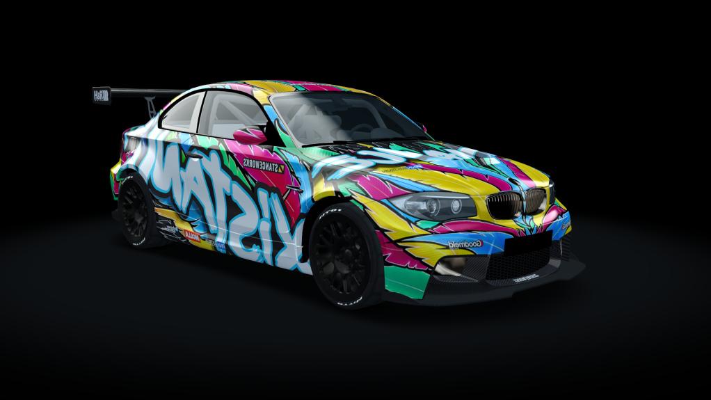 BMW 1M S1