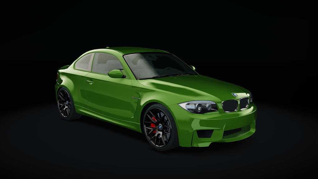 """BMW 1M V8 """"HULK"""""""