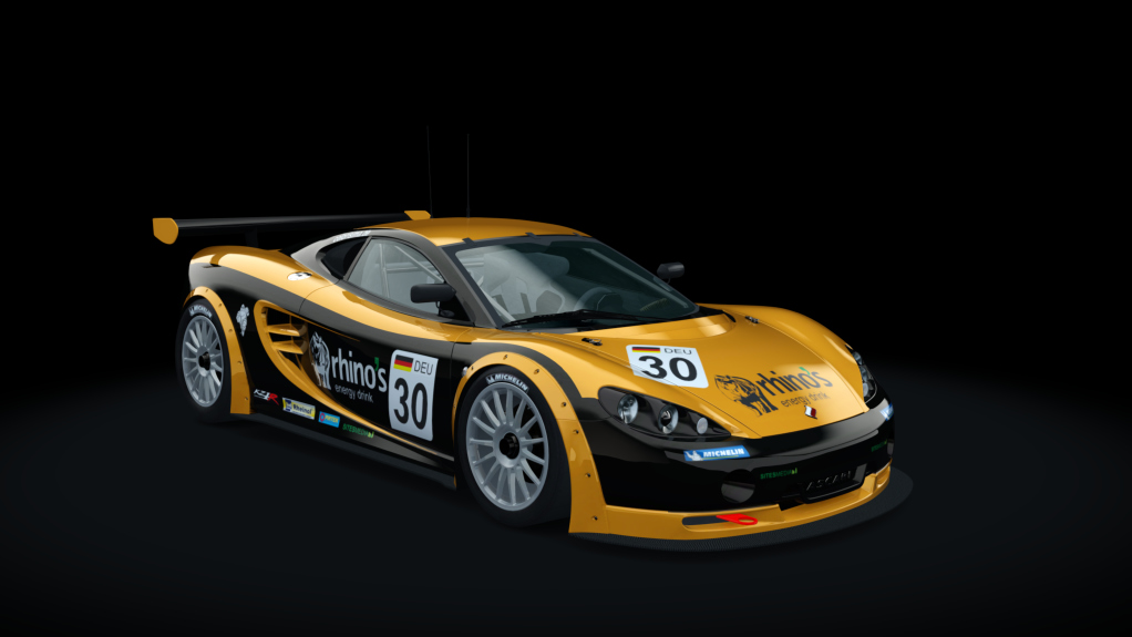 ASCARI KZ1-R GT3 2013