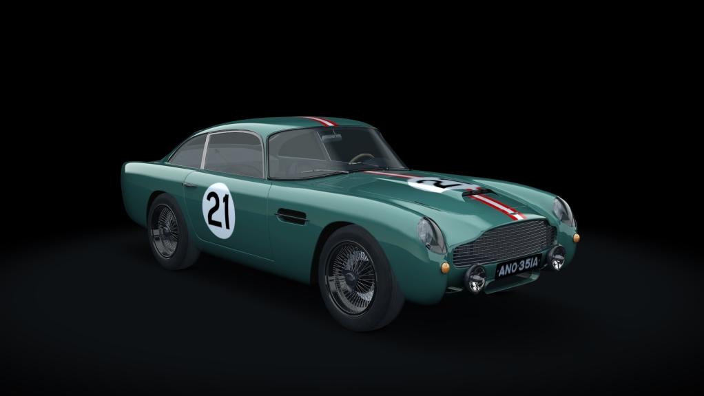 ASTON MARTIN DB4 GT (LHD) 1964
