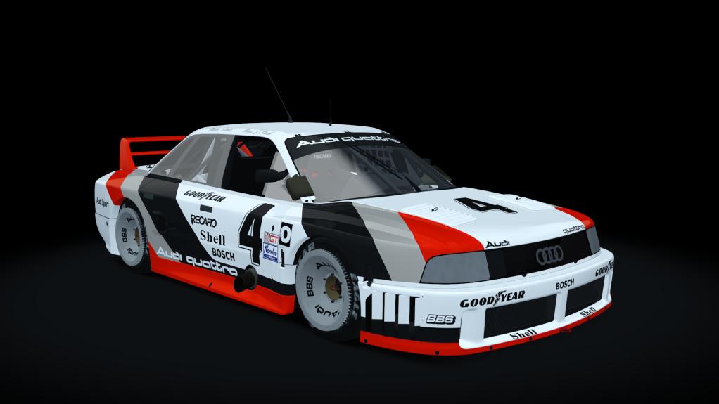 AUDI 90 GTO IMSA (2in1)